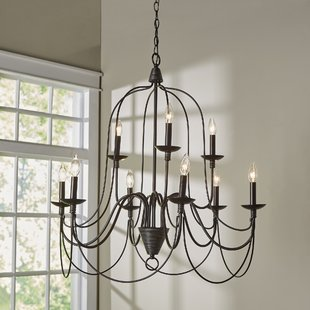 Candle-Style & Crystal Chandeliers You'll Love   Wayfair