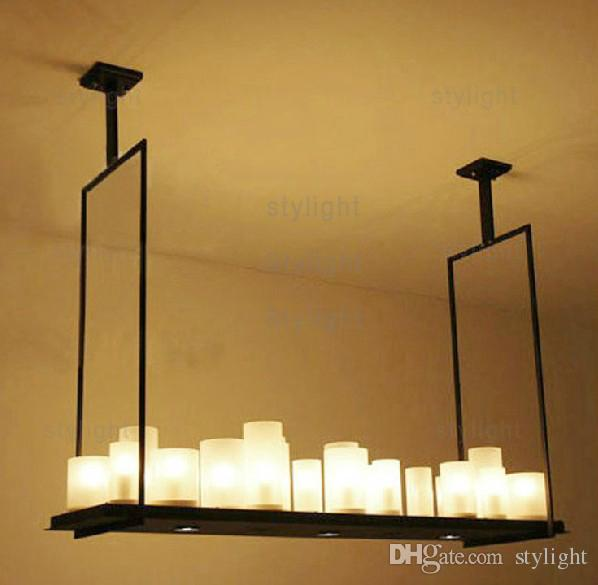 Kevin Reilly Altar Modern Pendant Lamp LED Candle Chandelier Kevin