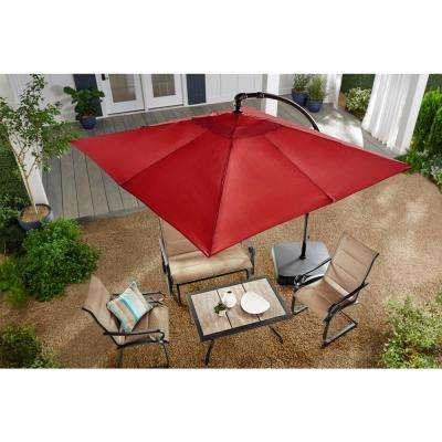 Cantilever Umbrellas - Patio Umbrellas - The Home Depot
