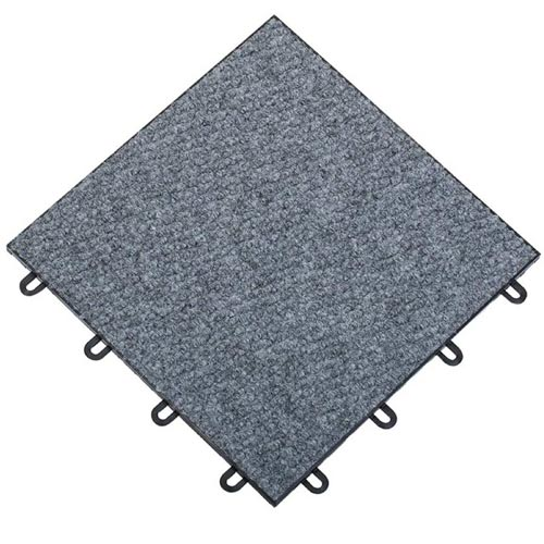 Modular Carpet Tile - CarpetFlex Raised Tiles