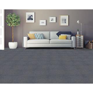 Shop Achim Nexus Smoke Self Adhesive Carpet Floor Tile (12 Tiles