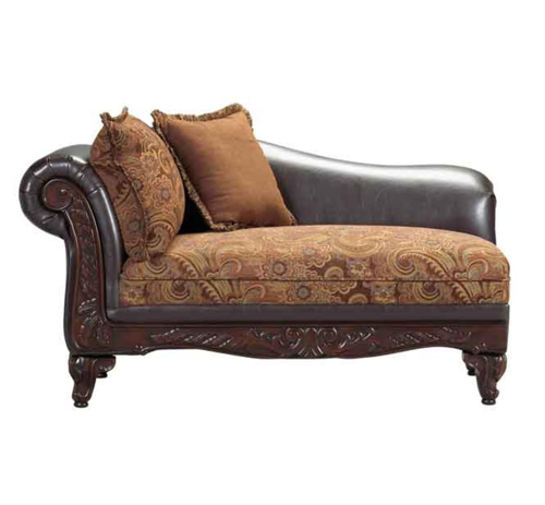 Shop Living Room Chaise Lounge Chair   Badcock &more
