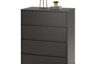 Modern 4 Drawer Dresser - Room Essentials™ : Target