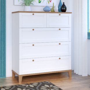 Deep Chest Of Drawers | Wayfair.co.uk
