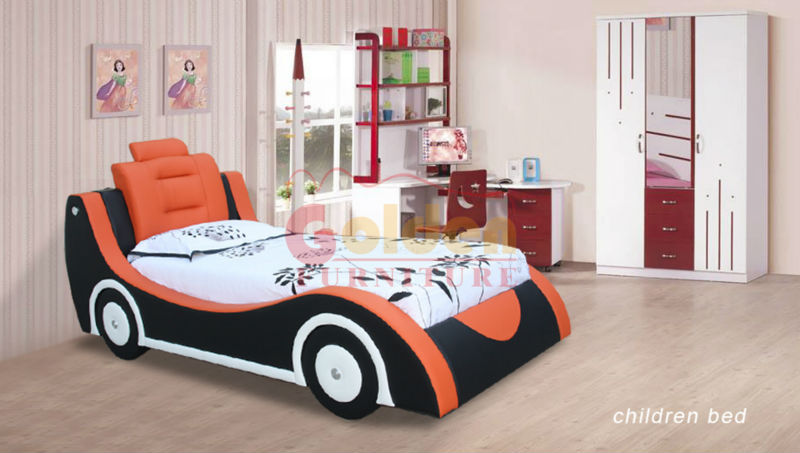 Golden Furniture manufacturer Happy Night single size child bed