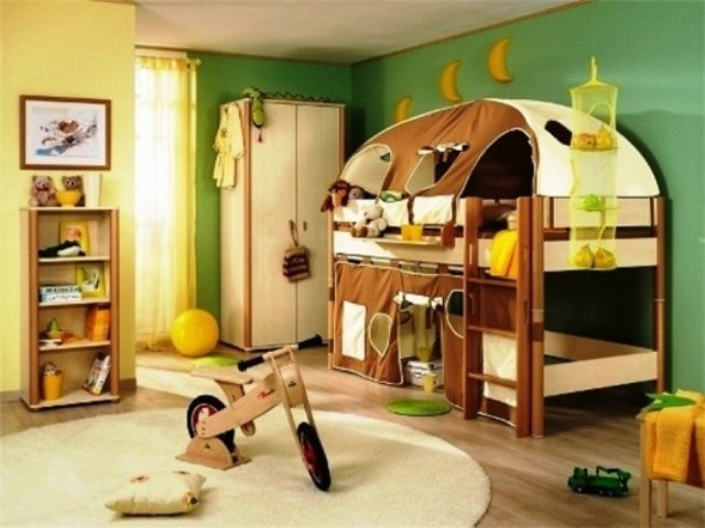 26 Really Unique Kids Beds For Eye-Catchy Kids Rooms - DigsDigs