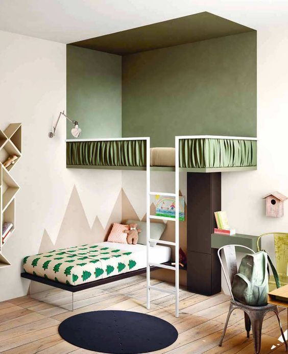 The Coolest Kids Bunk Beds Ever | Kids Room Ideas | Kid beds, Kids