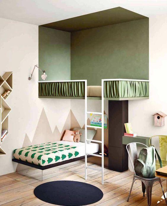 Comfortable children beds for   kids room