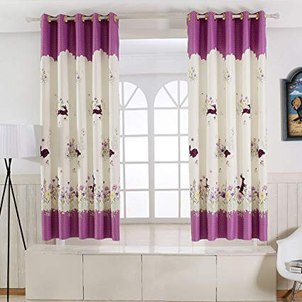 Amazon.com: Nclon Children Curtains,Opaque Blackout Blind Thermal