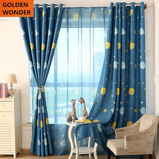 Children Curtains – How to   Balance between Your Choice and Your Kids' Favorite