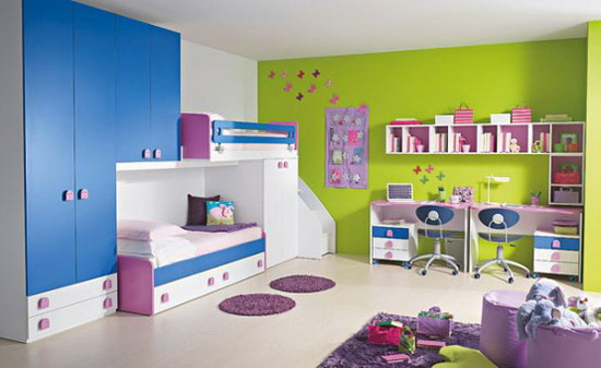 Childrens Bedroom Furniture Sets