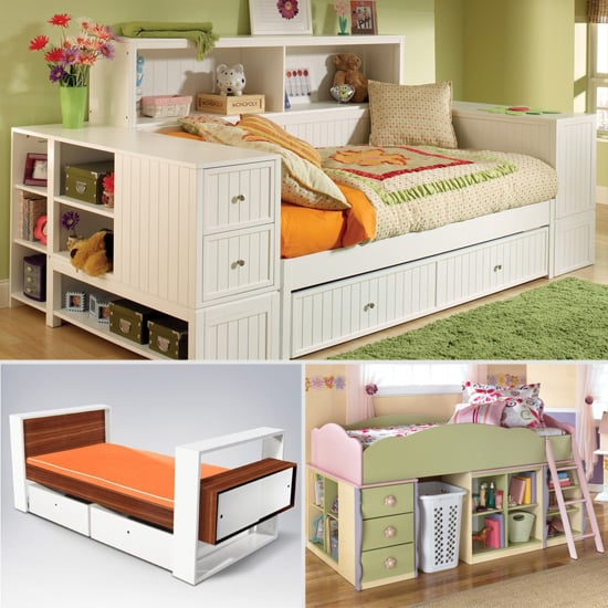 Children's Beds With Storage | POPSUGAR Family