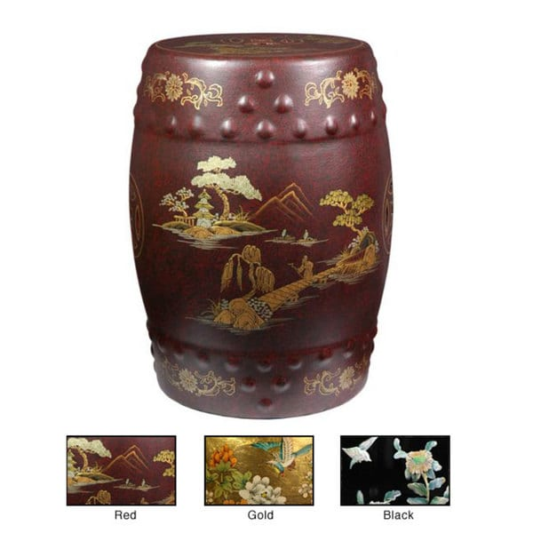 Shop Handmade Classic Garden Stool (China) - Free Shipping Today