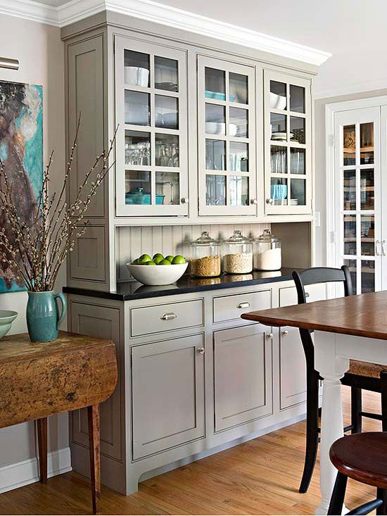 This is the Best Way to Arrange a Small Kitchen | Delightful Kitchen