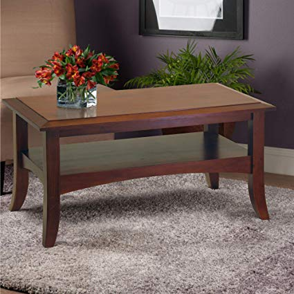 Amazon.com: Classy Office - Living Room Coffee Table with