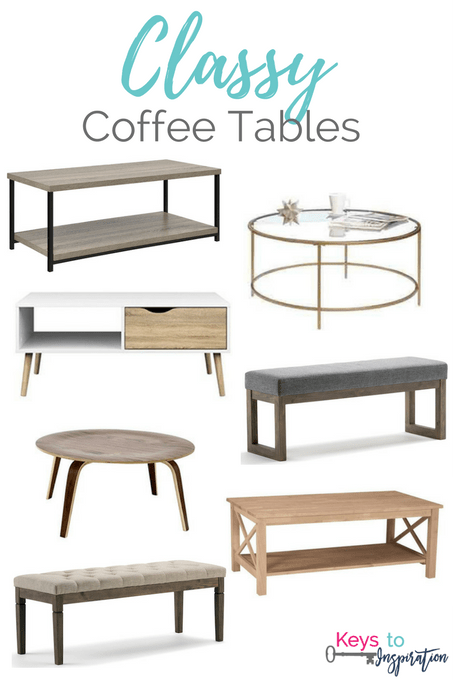 Classy Coffee Tables » Keys To Inspiration