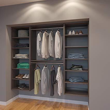 Amazon.com: Modular Closets 7 FT Closet Organizer System - 84 inch