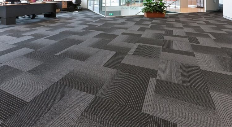 Why getting commercial carpet tiles is a smart decision?