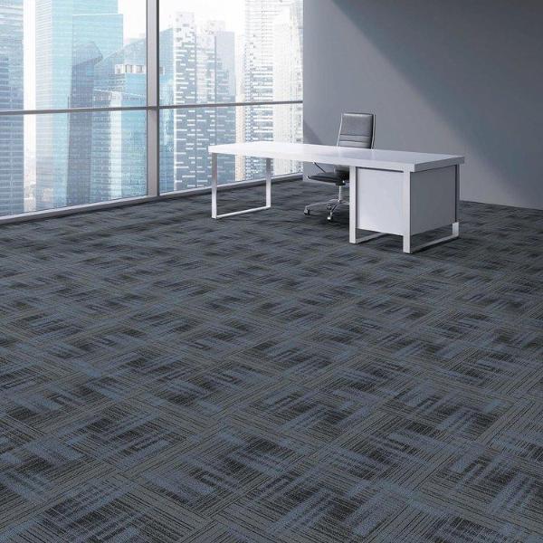 Next Floor Silver Lining 007 Commercial Carpet Tile - Bandwidth 883