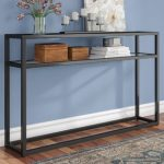 Decorate your rooms with   Contemporary Console table
