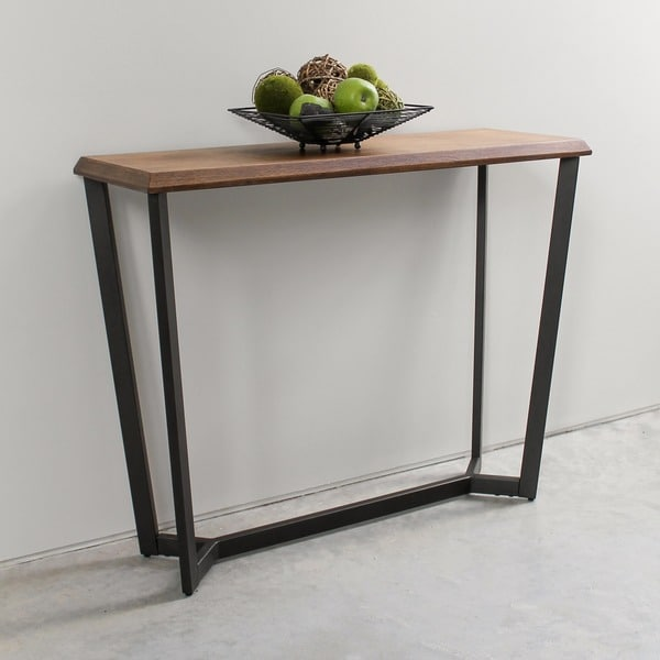 Shop International Caravan Hamburg Contemporary Console Table - On
