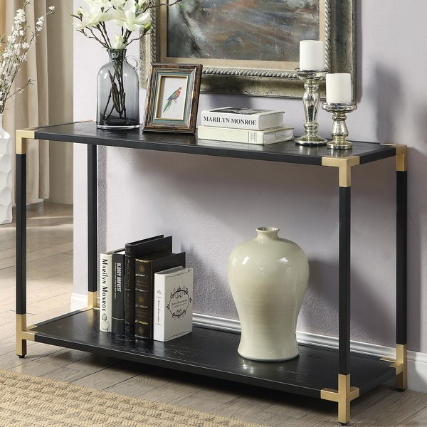 Mercer41 Goodwin Contemporary Console Table & Reviews | Wayfair
