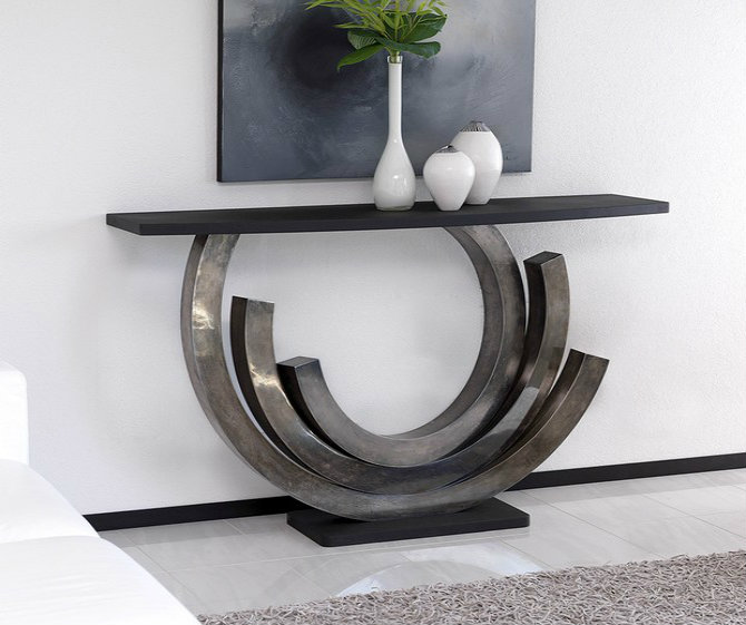 25 Modern Console Tables For Contemporary Interiors 80 Inch Console