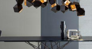 gabriel scott Contemporary lighting Modern Chandelier Welles DNA