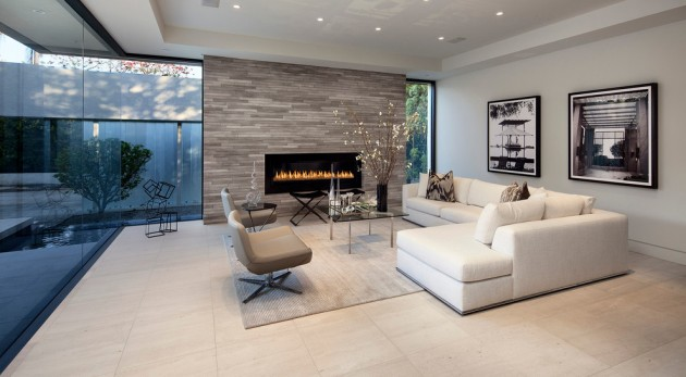 18 Sophisticated Contemporary Living Room Designs Full Of