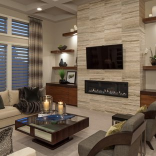 Have Your Own Contemporary   Living Room