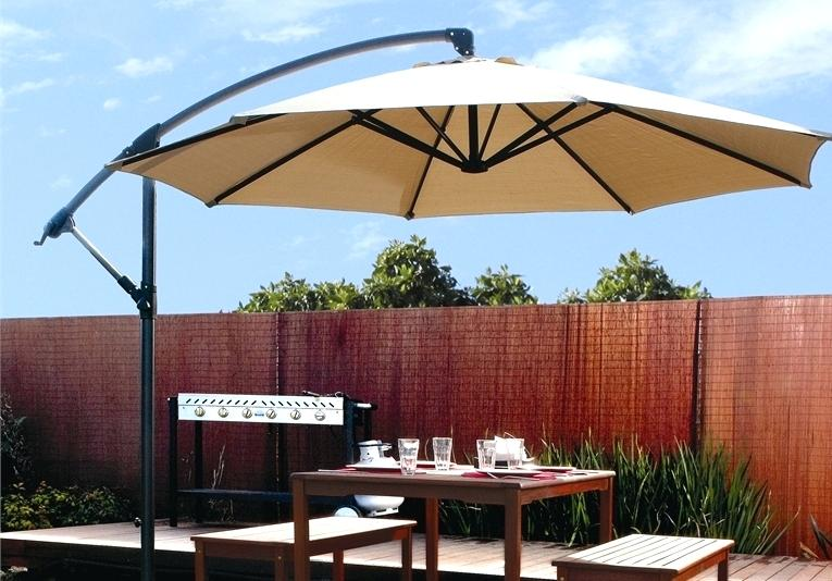 Yard Umbrella Contemporary Patio Umbrellas Patio Hanging Umbrella