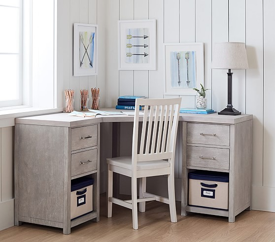 Everett Modular Corner Desk | Pottery Barn Kids