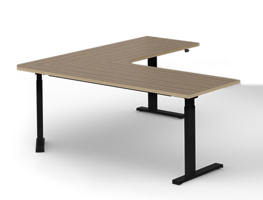 Office Furniture | Computer Desks | Ergonomic Desk, 71 x 71 x 26 D