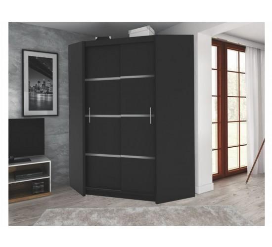 Corner Wardrobe VISTA - Dako Furniture