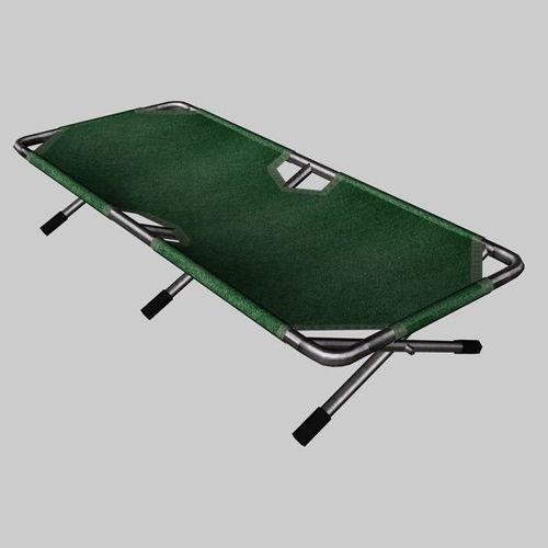 cot bed 3D asset   CGTrader