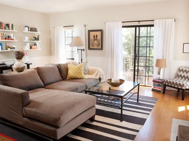 30 Sofas Made for Hours of Lounging | HGTV