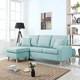 Amazon.com: Sectional Sofas - Sofas & Couches / Living Room