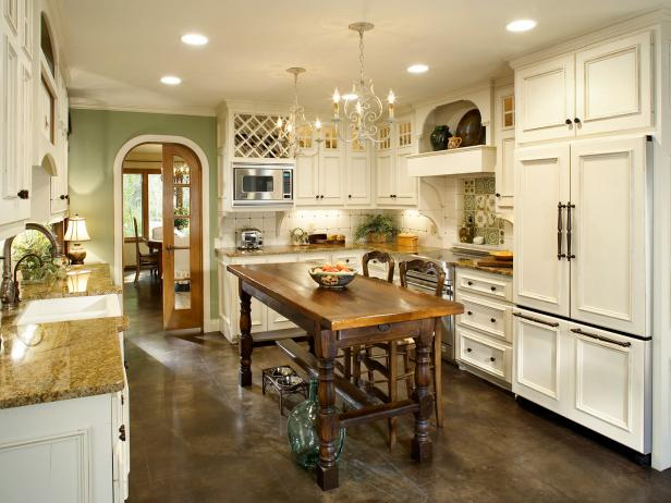 French Country Kitchen Makeover | Bonnie Pressley | HGTV