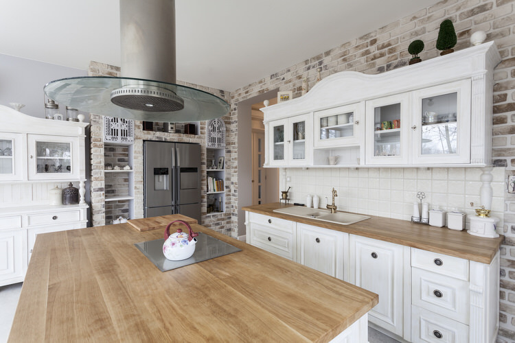 42 Captivating Country Kitchens (PICTURES ?)