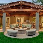Enhance Your Outdoor With   Covered Patio