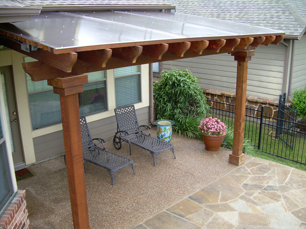 3 Things you need to know before building a patio cover : AquaTerra