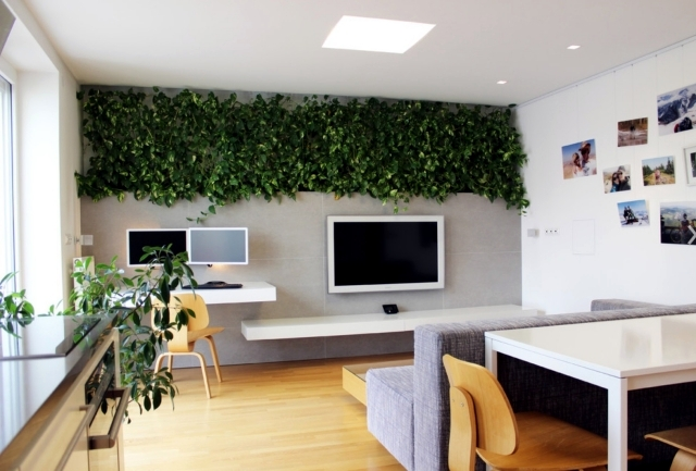 32 ideas for interior decoration plants u2013 creative containers and