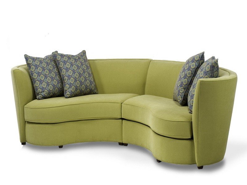 Small Curved Couch - Ideas on Foter