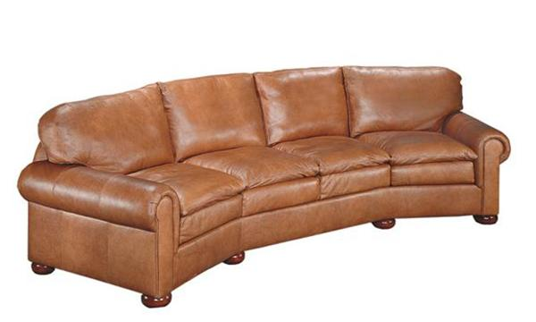 Durango Curved Sofa - Creative Leather