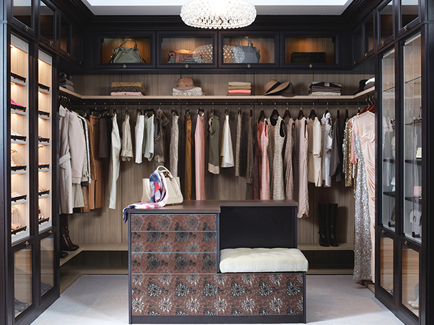 Custom Closets - Custom Closet Storage Design by California Closets