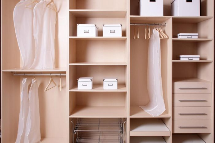 Custom Closets | Master Closets | Artisan Custom Closets