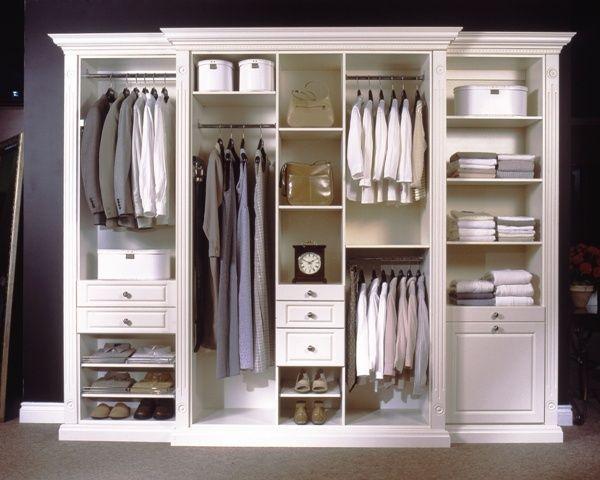 IKEA Custom Closet | ikea-custom-closet-organizer | Closet love stuff