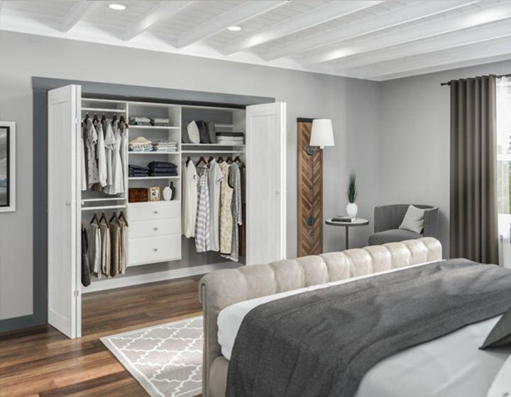 Closet Organizers| Do-It-Yourself Custom Closet Organization Systems