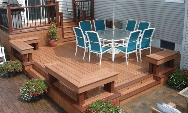 16 Absolutely Genius Small Deck Ideas You'll Love