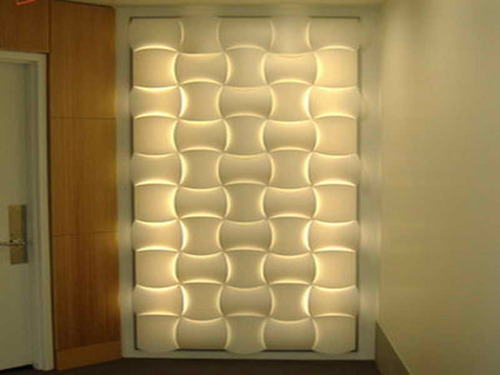 3D PVC Wall Panel For Home, Rs 40 /square feet, G. S. Global Impex